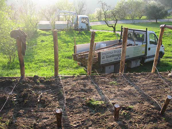 Come Fare Terrazzamenti Giardino